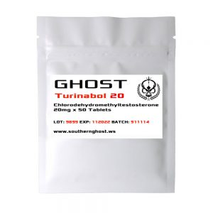Southern Ghost Turinabol 20mg